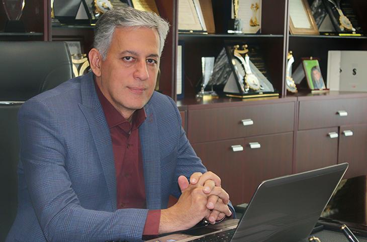 مصاحبه جناب آقای مهندس شکوری با روزنامه صبح اقتصاد